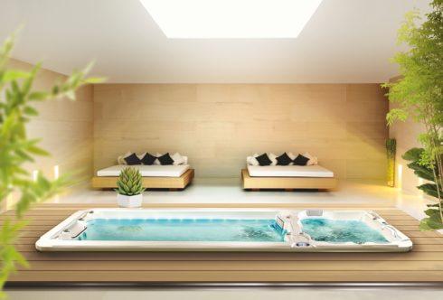 Canadian Spa International® - Luxusní venkovní vířivky a swim spa – Spa Studio