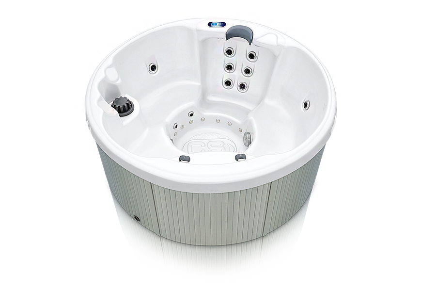 Hot tub Canadian Spa International® - Turtle - Spa Studio
