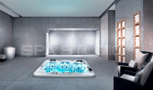 Vířivé vany Spa Studio - Luxusní vířivka a swim spa jako domácí privátní wellness