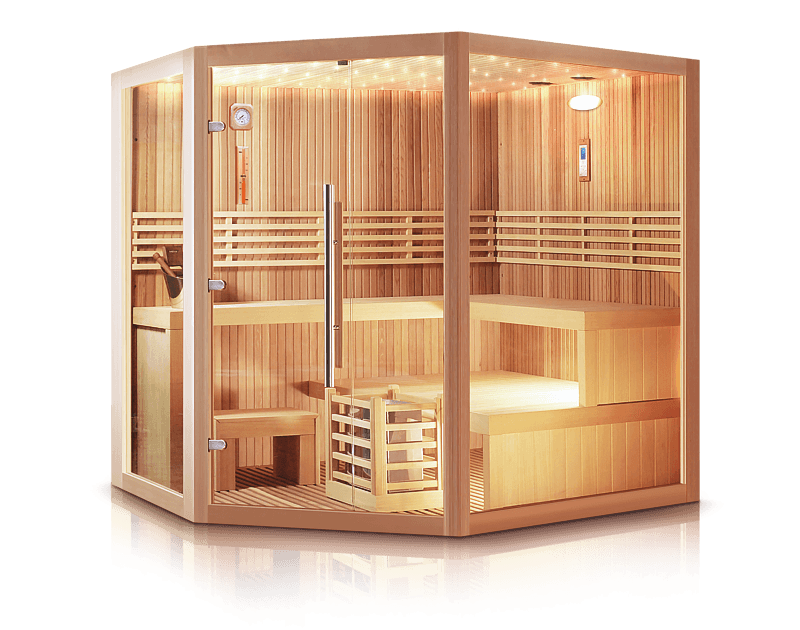 Spa Studio - Prodáváme designové venkovní vířivky, sportovní swim spa a luxusní finské sauny