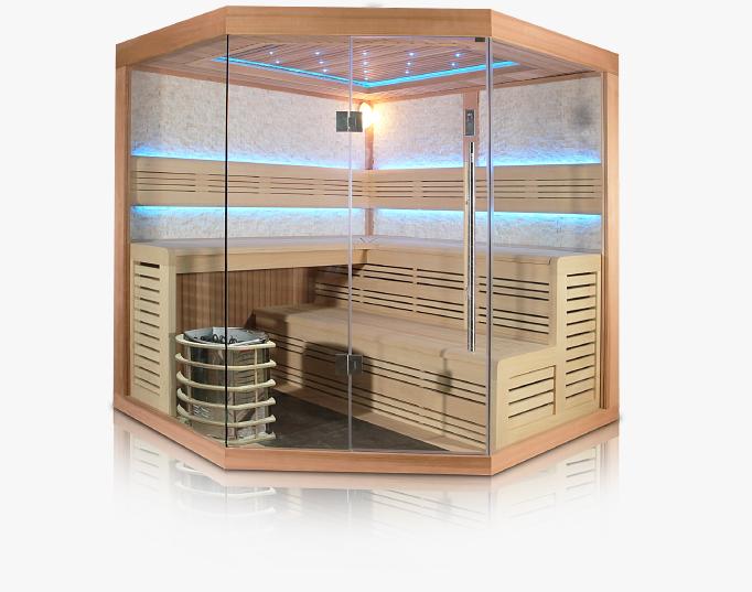 Prémiové vířivky a sauny - Spa Studio