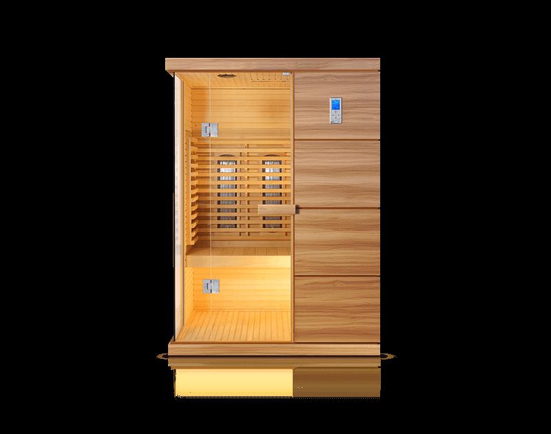 Infra sauna - prodejce Spa-Studio Praha 6 - www.spa-studio.cz
